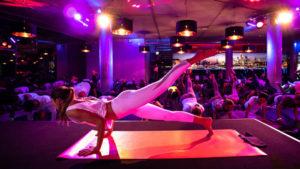 Eventvideo lookin' Friday Videoproduktion Lululemon – Techno Asana by The Studio